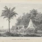 Vorstelijke begraafplaats bij Bontualak
